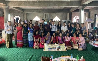 'Ka Htain Donation 2019'